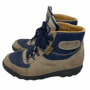Vasque Goretex Hiking Boots Vintage 7534 Sz 8